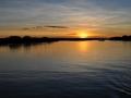 zambia-sun-set